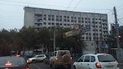 Пермская краевая клиническая больница, улица Луначарского на фото Перми