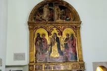La Collegiata di San Quirico, San Quirico d'Orcia, Italy