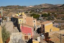 Soportales, Cehegin, Spain
