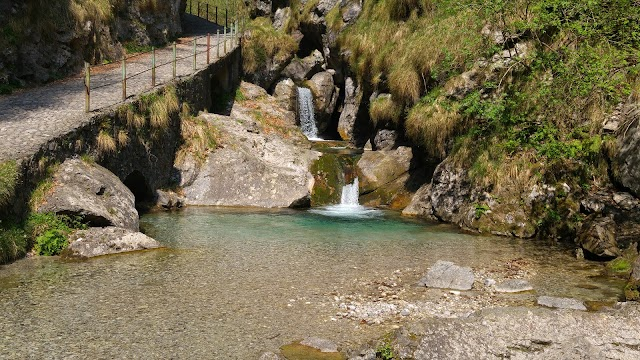 Waterfalls of Val Vertova