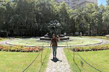 Plaza de Cagancha, Montevideo, Uruguay