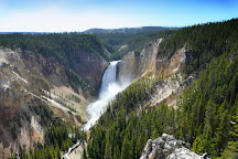 Upper Falls, Yellowstone National Park, United States
