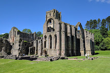 Fountains Abbey, Ripon, United Kingdom