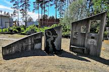 Juice Leskinen Statue, Juankoski, Finland