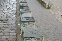 Latvian Musicians' Walk of Fame, Liepaja, Latvia