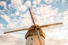 Araishi wind mill, Cesis, Latvia