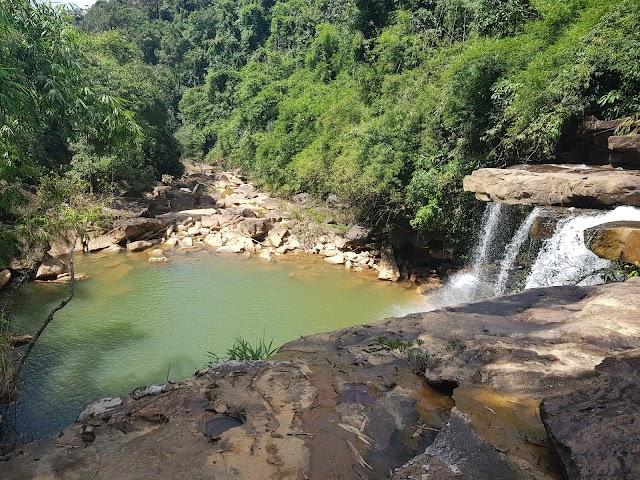 Thma Da Waterfall