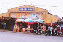 Can Duoc Market, Can Duoc, Vietnam
