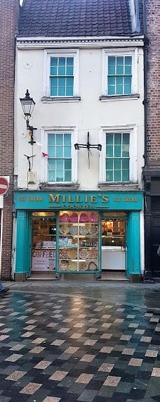 Millie's Cookies york