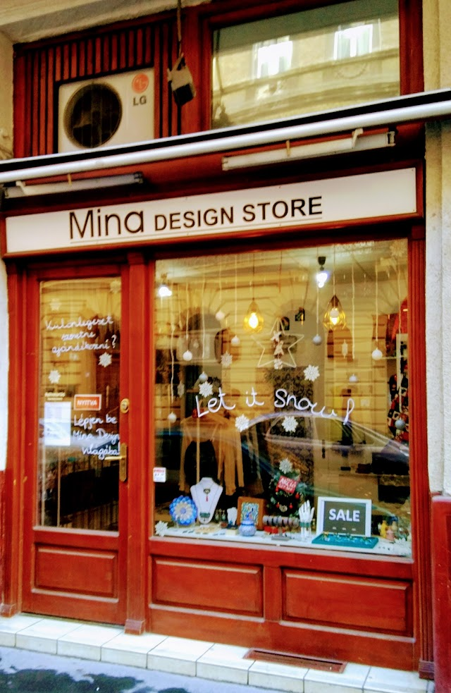 Mina Design Store