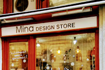 Mina Design Store, Budapest, Hungary