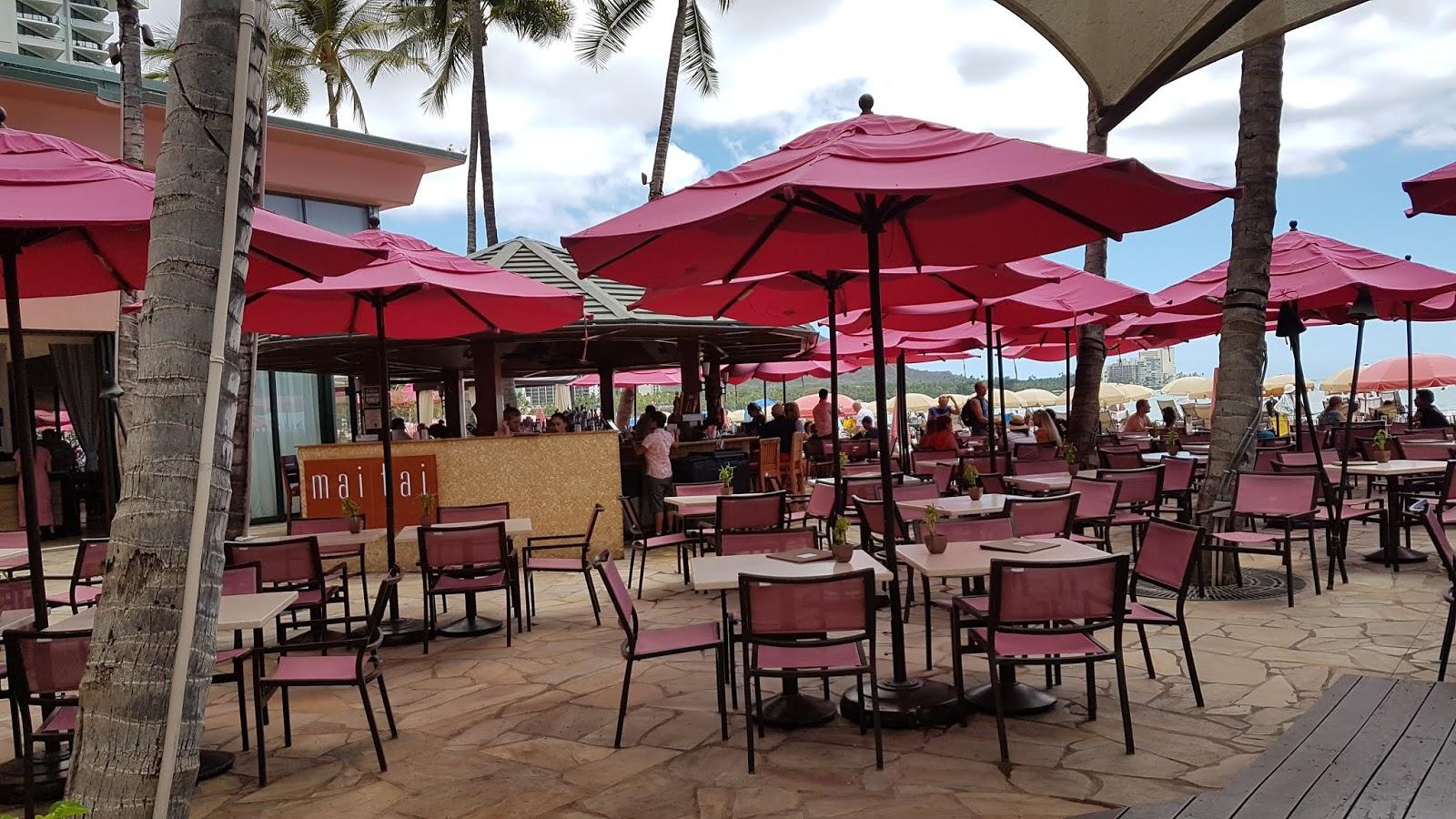 Visit Mai Tai Bar At Royal Hawaiian Hotel On Your Trip To Honolulu