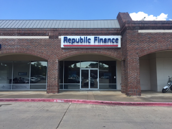 Republic Finance Payday Loans Picture
