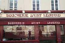 Eglise Saint-Leonard, Honfleur, France