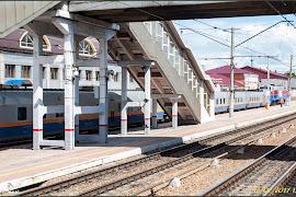 Железнодорожная станция  Petropavlovsk