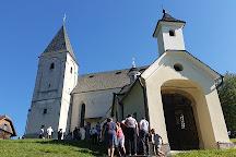 Church of Sv. Roka, Šmarje Pri Jelšah, Slovenia
