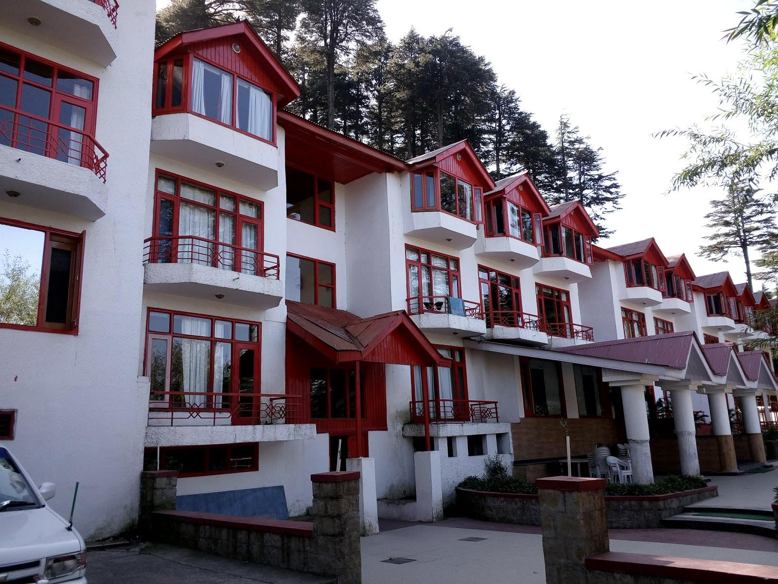 Hotel Jai Skahan Maple Dak Bangalow Around Guides