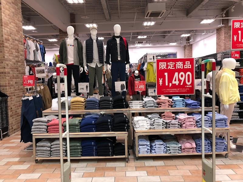 ユニクロ メッツ大曽根店