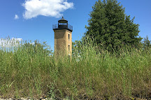Peninsula Point Lighthouse, Rapid River, United States