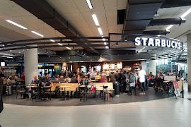 Автобусная станция   Schiphol Airport