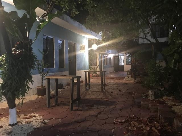 Akbal Hostel