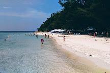 Mamutik Island, Kota Kinabalu, Malaysia