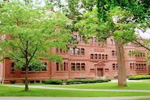 Harvard University, Cambridge, United States