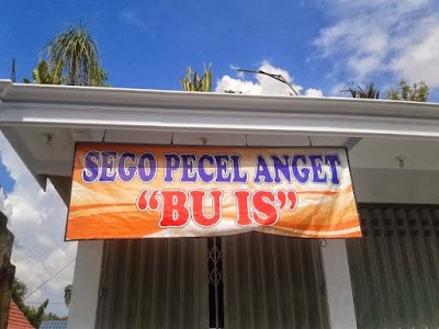 Sego Pecel Anget Bu Is Gorang-Gareng