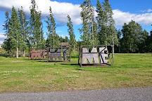 Rommensletta Skulpturpark, Oslo, Norway