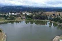 Laguna Lemoa, Santa Cruz del Quiche, Guatemala