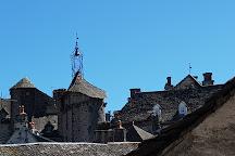 Musee de Salers Maison dite des Templiers, Salers, France