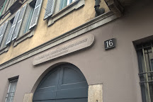Casa di Alessandro Manzoni, Milan, Italy