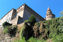 Castello di Rivalta, Gazzola, Italy