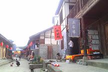 Zhaohua Ancient City, Guangyuan, China
