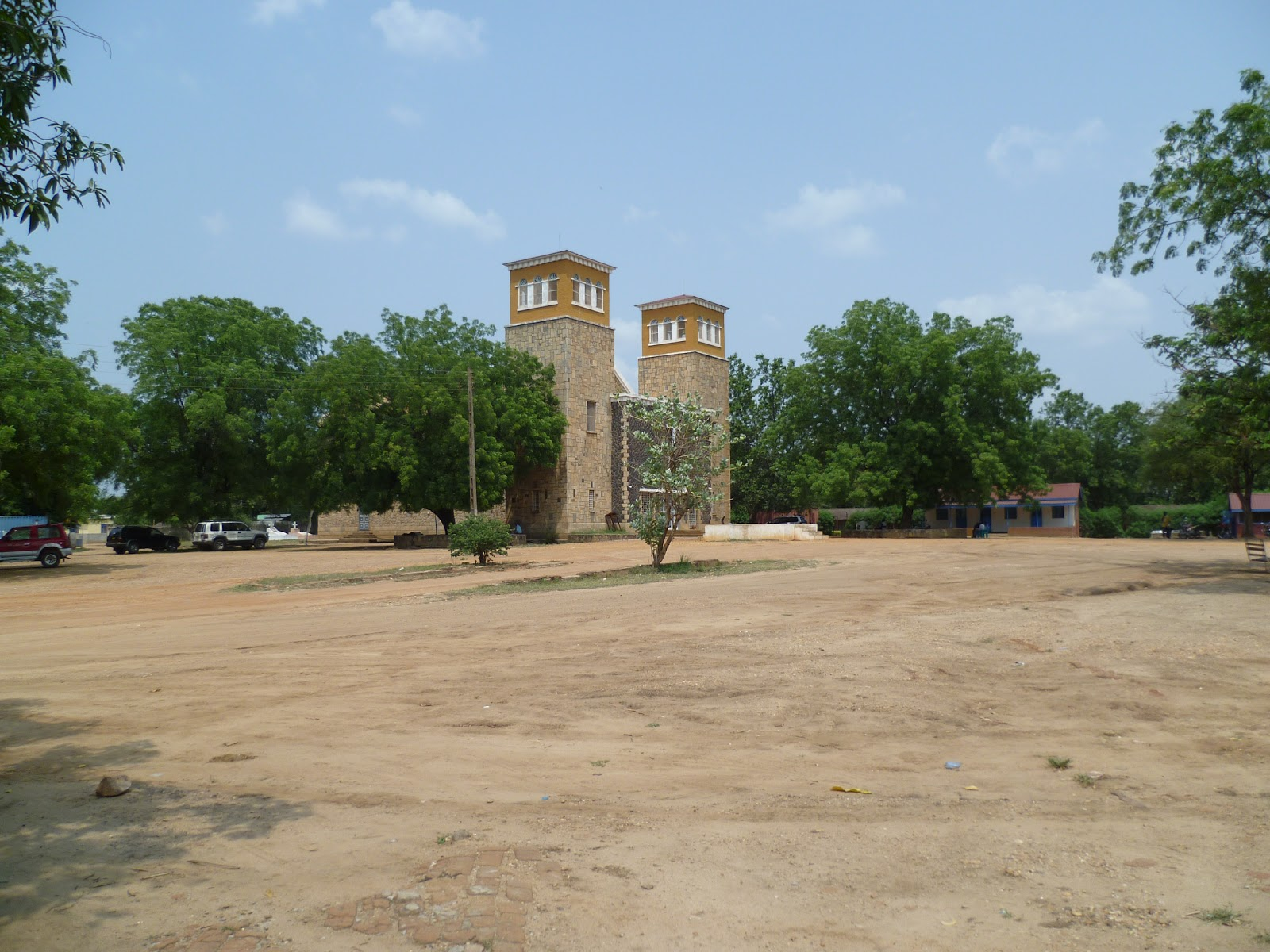 Visit All Saints Cathedral on your trip to Juba or South Sudan