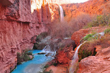 Mooney Falls, Supai, United States
