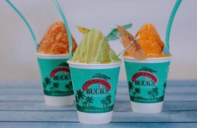 Bahama Buck's Original Shaved Ice