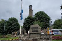 Streikdenkmal, Wiltz, Luxembourg