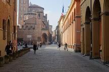 Piazza Verdi, Bologna, Italy
