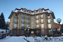 Ski Resort Pylypets, Pylypets, Ukraine
