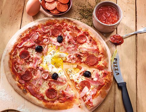 Pizza Pai