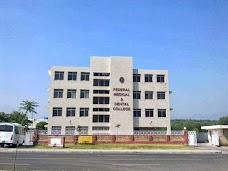 Federal Medical and Dental College islamabad