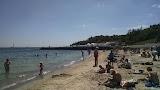 Пляж Отрада в Одессе