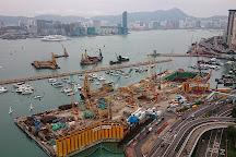 Causeway Bay Typhoon Shelter, Hong Kong, China