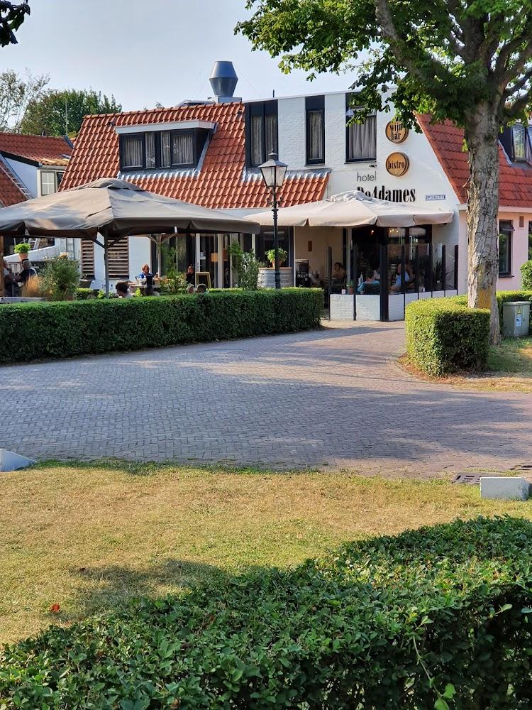 Hotel, wijnbar & bistro De4dames Schiermonnikoog