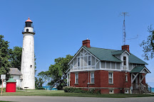Pointe aux Barques Lighthouse, Port Hope, United States