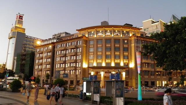 Lujiang Harbourview Hotel