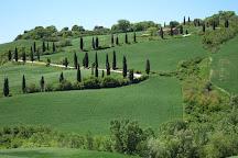 Riserva Naturale Lucciolabella, Pienza, Italy