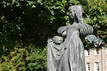 Lorna Doone Statue, Dulverton, United Kingdom