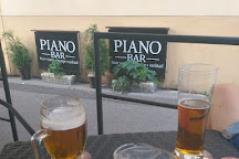 Piano Bar, Prague, Czech Republic